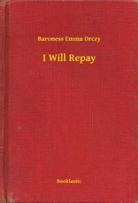 Cover I Will Repay