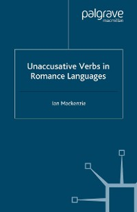 Cover Unaccusative Verbs in Romance Languages