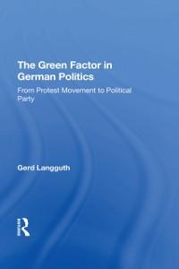 Cover Green Factor In German Politics