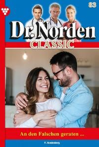 Cover Dr. Norden Classic 83 – Arztroman