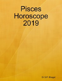Cover Pisces Horoscope 2019