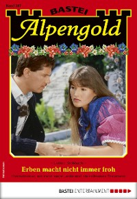 Cover Alpengold 287 - Heimatroman