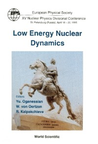 Cover Low Energy Nuclear Dynamics: Eps Xv Nuclear Physics Divisional Conference