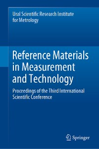 Cover Reference Materials in Measurement and Technology