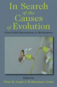 Cover In Search of the Causes of Evolution