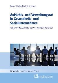 Cover Aufsichts- und Verwaltungsrat in Gesundheits- und Sozialunternehmen
