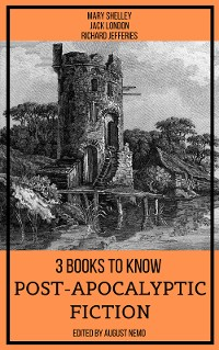 Cover 3 books to know Post-apocalyptic fiction