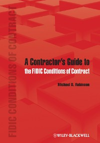 Cover A Contractor's Guide to the FIDIC Conditions of Contract