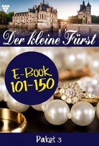 Cover Der kleine Fürst Paket 3 – Adelsroman