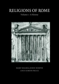Cover Religions of Rome: Volume 1, A  History