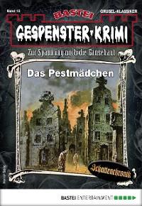 Cover Gespenster-Krimi 12 - Horror-Serie