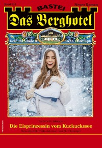 Cover Das Berghotel 234 - Heimatroman