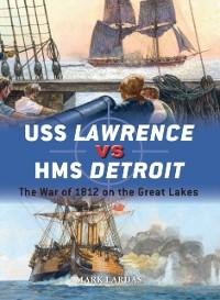 Cover USS Lawrence vs HMS Detroit