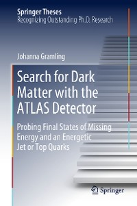 Cover Search for Dark Matter with the ATLAS Detector