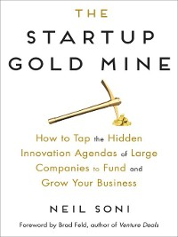 Cover The Startup Gold Mine