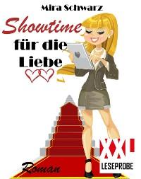 Cover Showtime für die Liebe (XXL-Leseprobe)