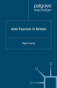 Cover Anti-Fascism in Britain