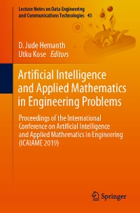 Cover Artificial Intelligence and Applied Mathematics in Engineering Problems