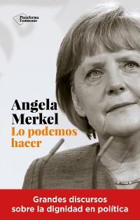 Cover Angela Merkel. Lo podemos hacer