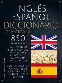 Cover Inglés Español Diccionario Temático 4