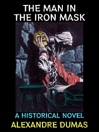 Cover The Man in the Iron Mask.