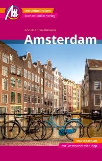 Cover Amsterdam MM-City Reiseführer Michael Müller Verlag