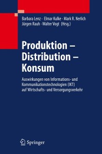 Cover Produktion - Distribution - Konsum