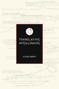 Cover Translating Apollinaire