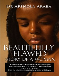 Cover Beautifully Flawed: Story of a Woman