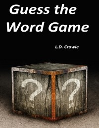 Cover Guess the Word Game