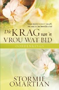 Cover Die krag van 'n vrou wat bid - Oordenkings (eBoek)