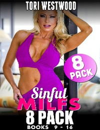 Cover Sinful Milfs 8-pack Bundle – Books 9 to 16