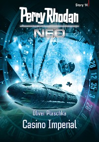 Cover Perry Rhodan Neo Story 14: Casino Imperial