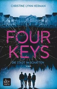 Cover Four Keys – Die Stadt im Schatten