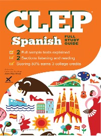 Cover CLEP Spanish 2017