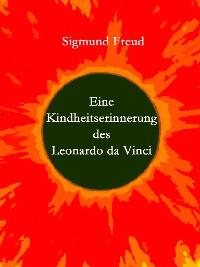 Cover Eine Kindheitserinnerung des Leonardo da Vinci