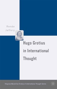 Cover Hugo Grotius in International Thought