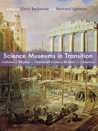 Cover Science Museums in Transition