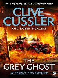Cover The Grey Ghost