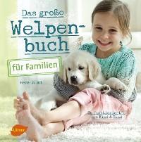 Cover Das große Welpenbuch für Familien