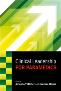 Cover Clinical Leadership for Paramedics
