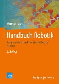 Cover Handbuch Robotik