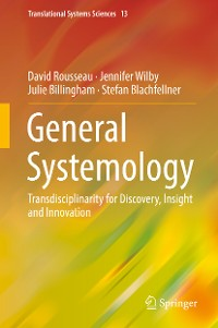 Cover General Systemology