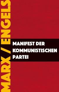 Cover Manifest der Kommunistischen Partei