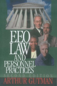 Cover EEO Law and Personnel Practices