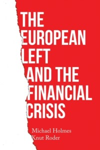 Cover European left and the financial crisis