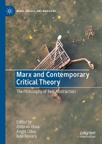 Cover Marx and Contemporary Critical Theory
