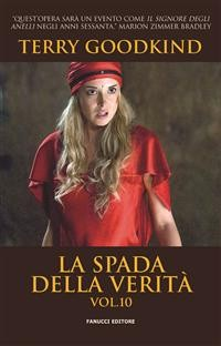 Cover La Spada della Verità vol. 10