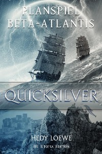 Cover Planspiel Beta-Atlantis: Quicksilver