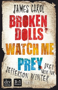 Cover Broken dolls - Watch me - Prey
